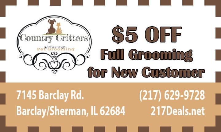 $5 off coupon sherman il